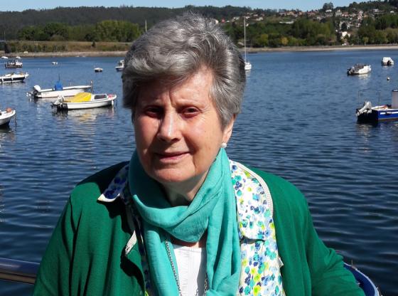 María Ángeles Martínez, ODN Compañía de María