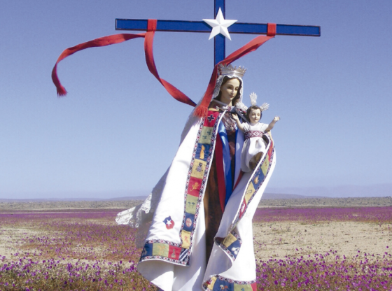 oración por chile