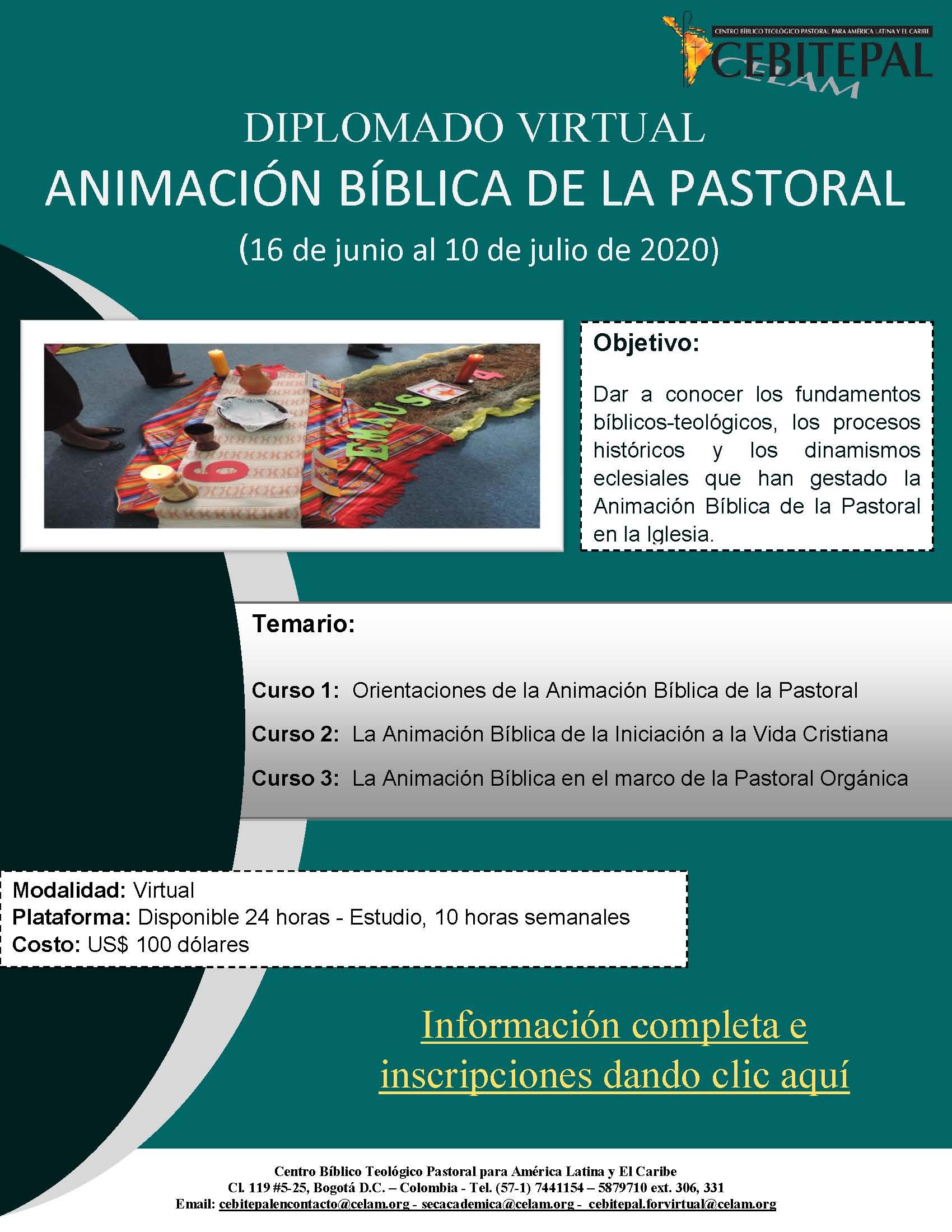Animación Biblica