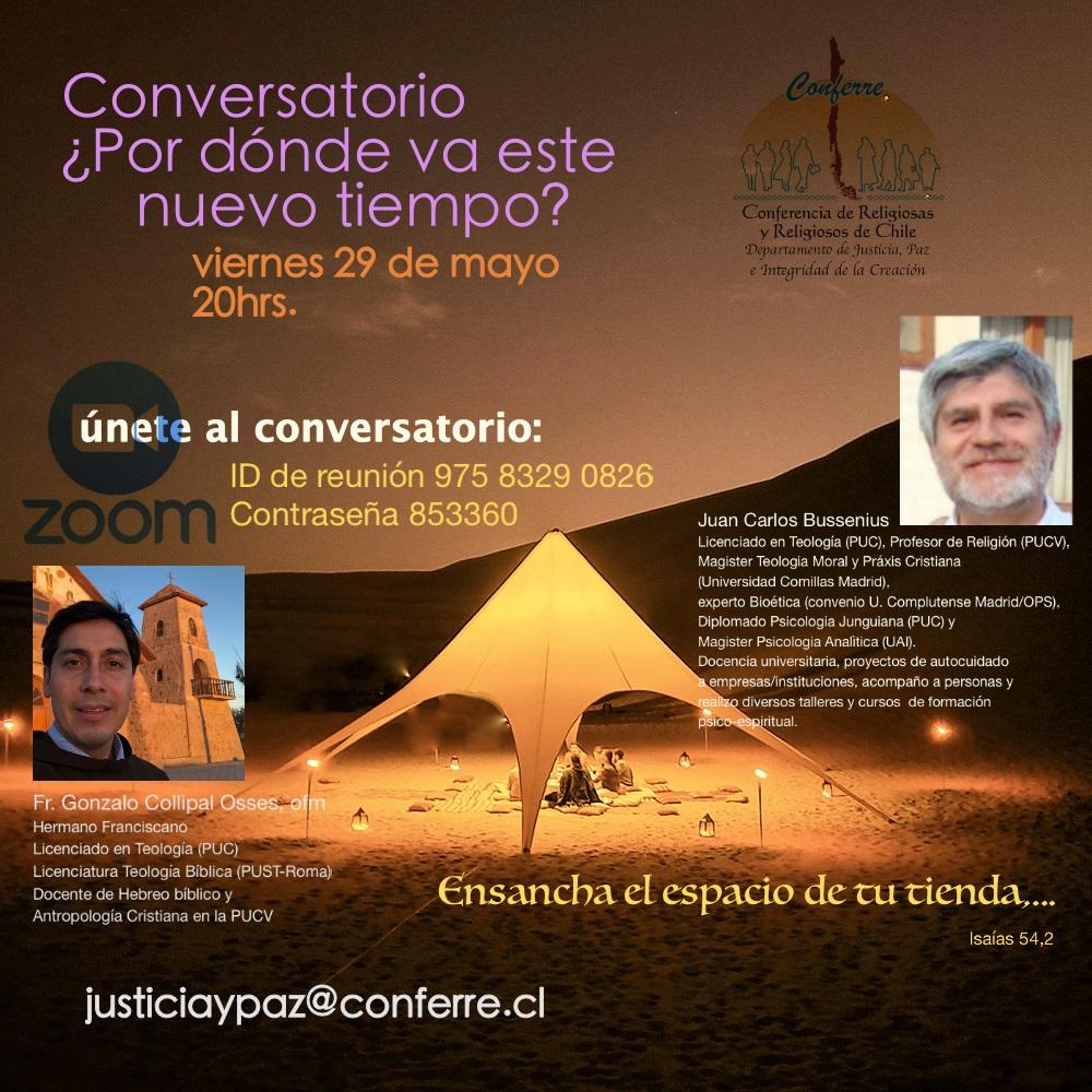 Conversatorio JUPIC