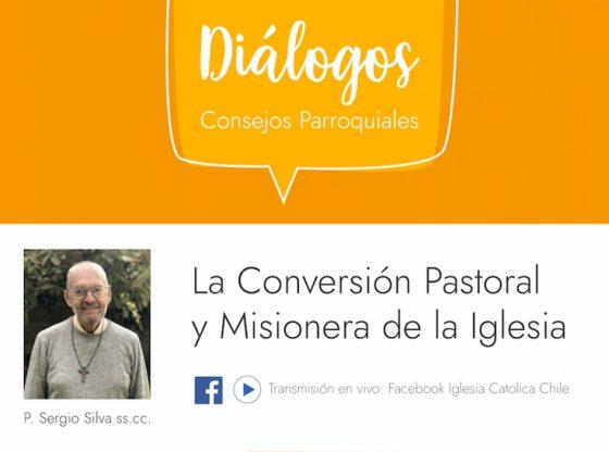 Diálogos con Consejos pastorales y agentes pastorales