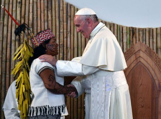 Papa Francisco Amazonia