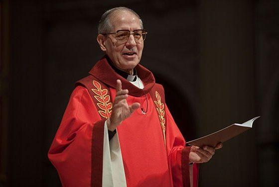 P. Adolfo Nicolás,sj