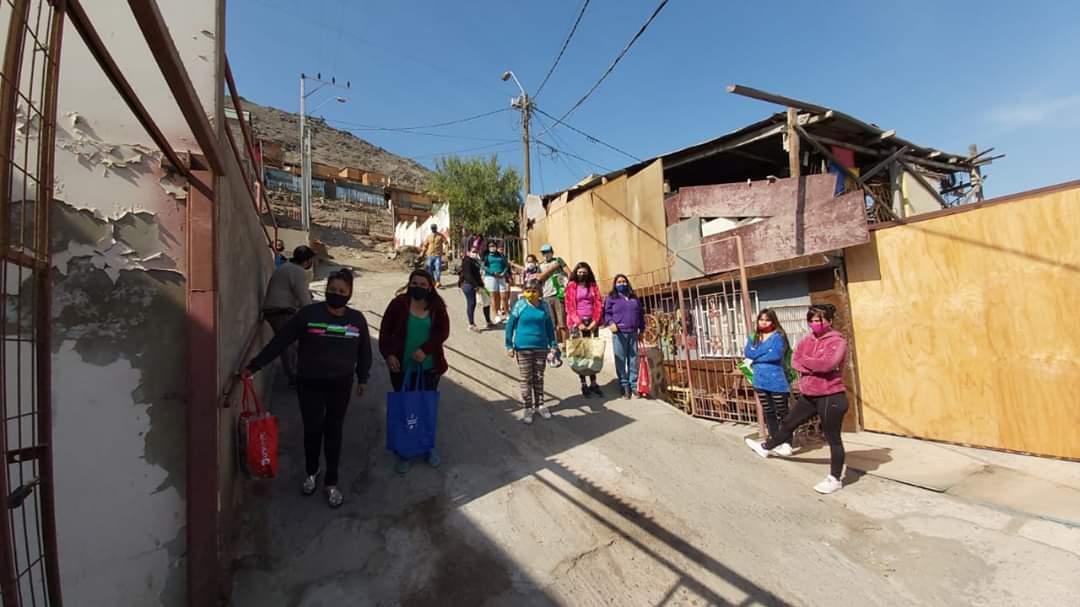 Ayuda Religiosa a Antofagasta