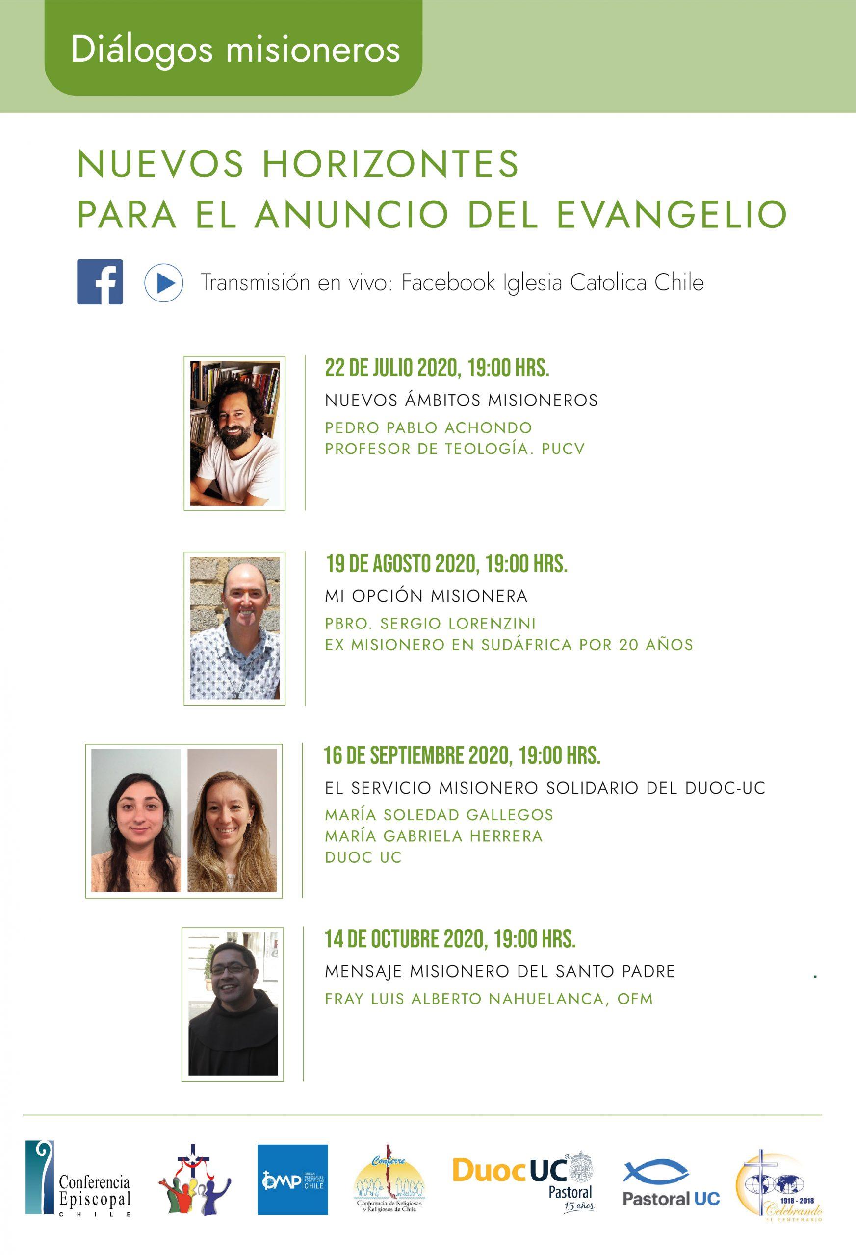 Diálogos Misioneros
