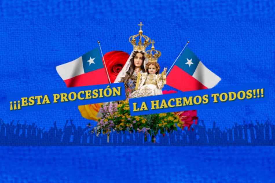 Oración por Chile