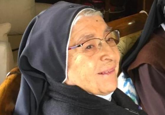 Hna. Lucia Villalobos