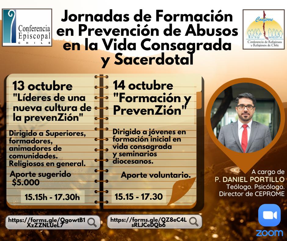 Jornadas de Formación en Prevención de Abusos
