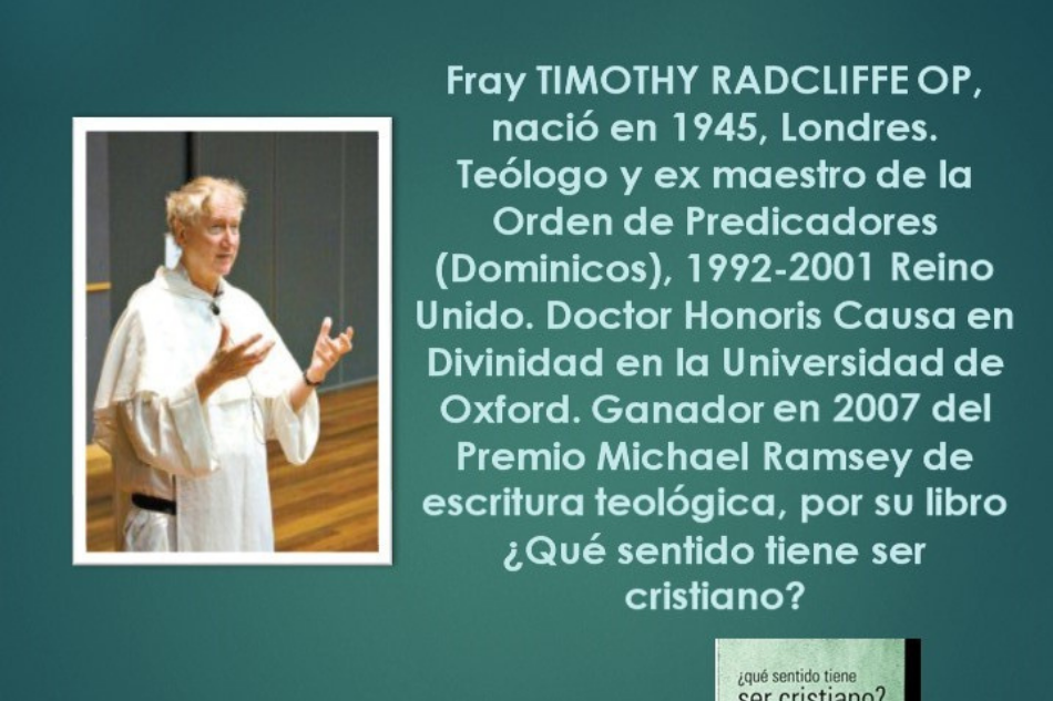 Fray Timothy Radcliffe