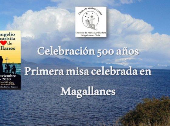 500 años misa en chile