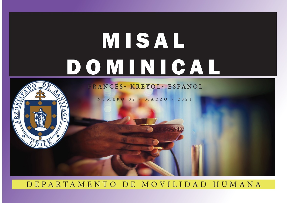 Misal Dominical-Movilidad Humana