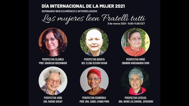 Mujeres Fratelli tutti