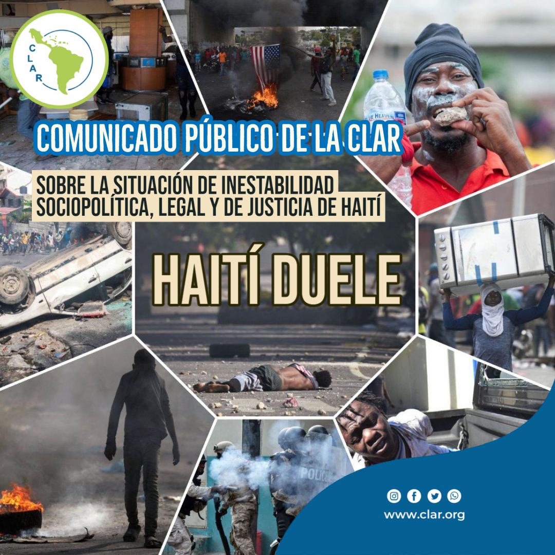 clar haiti