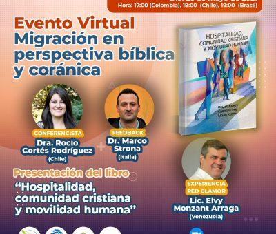 Evento Migración en perspectiva biblica