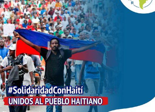 Solidaridad con Haití CLAR