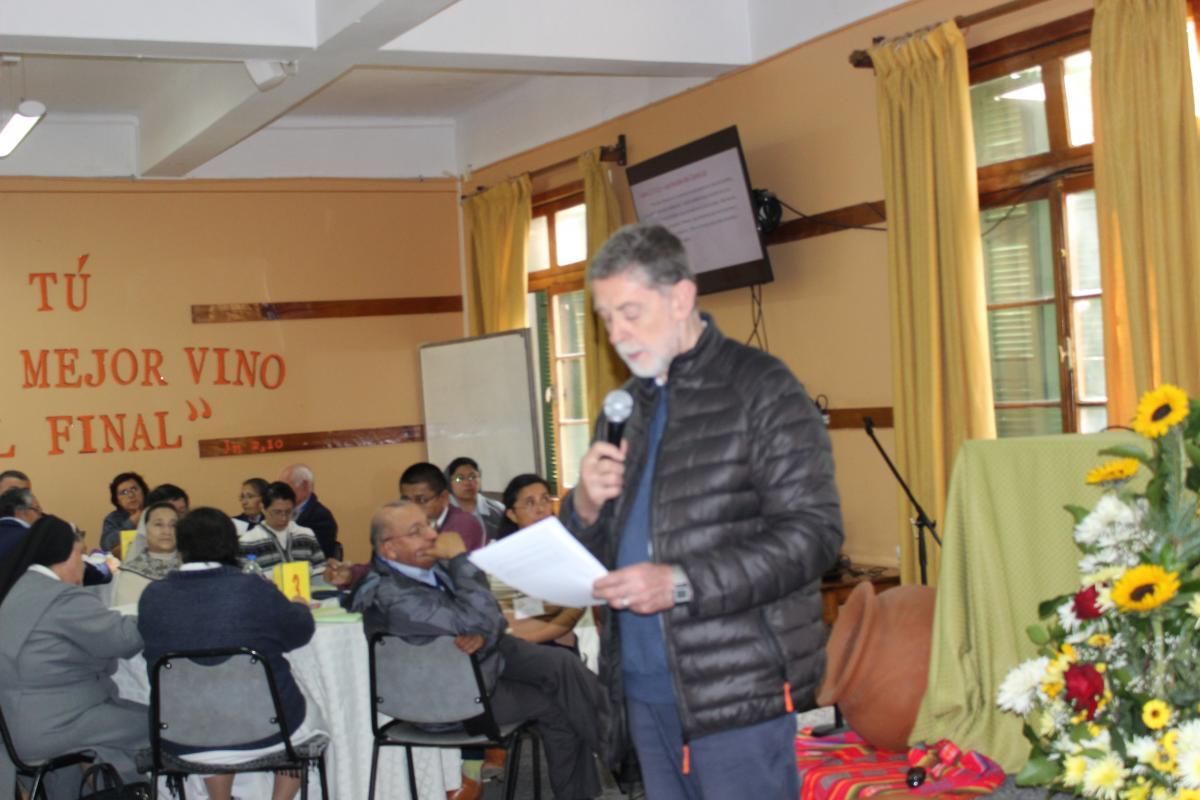 Asamblea CONFERRE 50 (1)